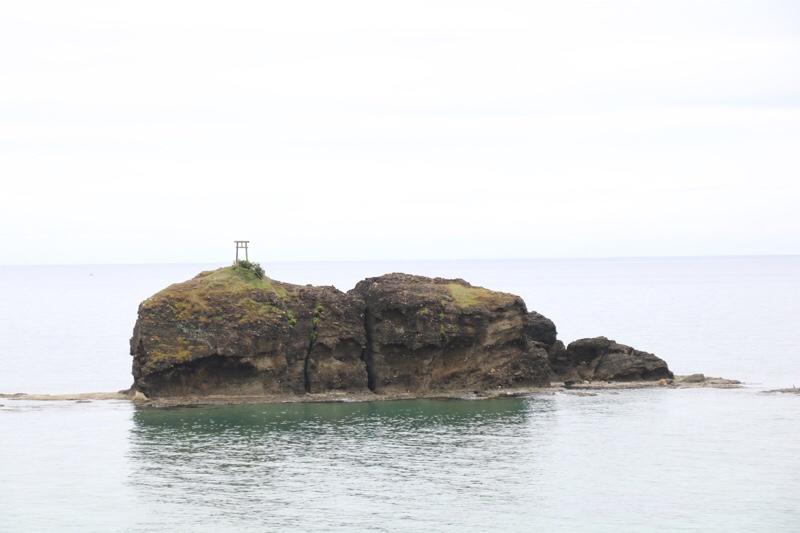 因幡の白うさぎの神話の島