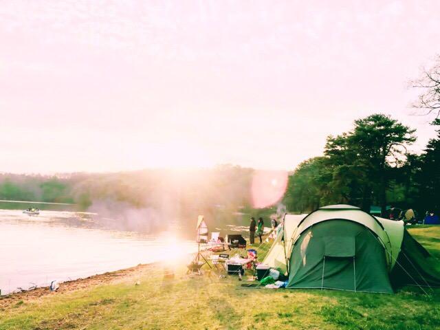 子どもとキャンプを楽しもう!