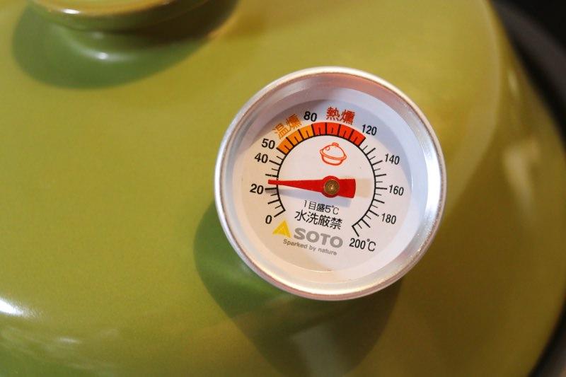 温度計付き