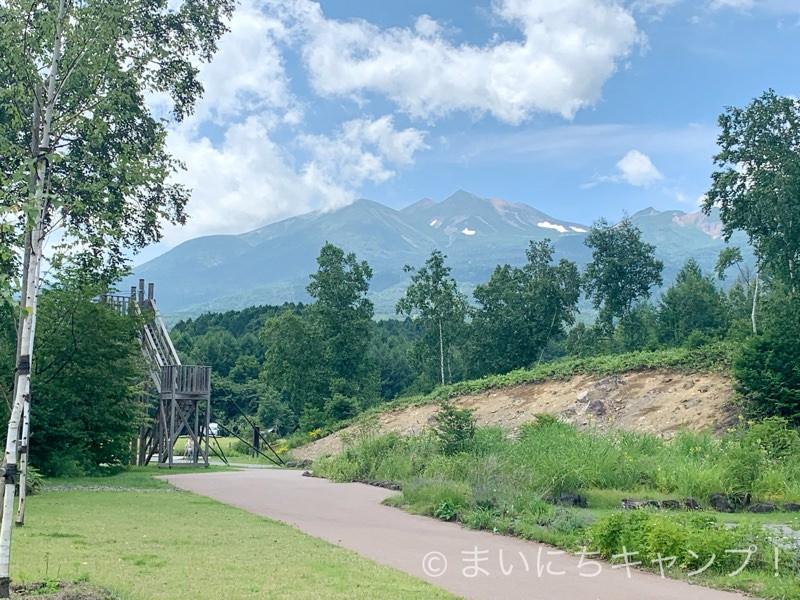 山の景色も気持ちがいい乗鞍高原!